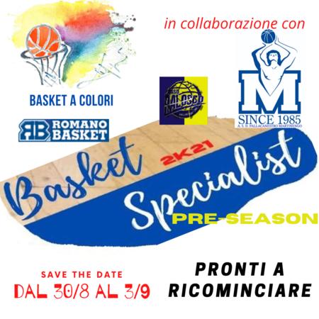 Basket a Colori pre-season